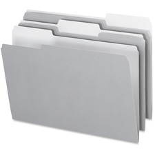 PFX 435013GRA Pendaflex Legal Size Interior File Folders PFX435013GRA