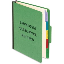 PFX SER1GR Pendaflex Employee/Personnel Folders PFXSER1GR