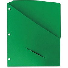 PFX 32925 Pendaflex Slash Pocket Project Folders PFX32925