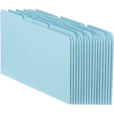 PFX PN203 Pendaflex Blank Self Tab Pressboard File Guides PFXPN203