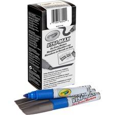 CYO 986012A042 Crayola Visi-Max Dry-Erase Markers CYO986012A042