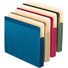 PFX 90164 Pendaflex 100% Recycled File Pockets PFX90164
