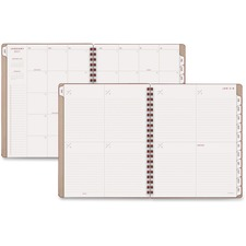 At-A-Glance Collection Large Weekly/Monthly Planner