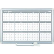"BVC GA03106830 Bi-silque 36"" 12-month Calendar Planning Board BVCGA03106830"