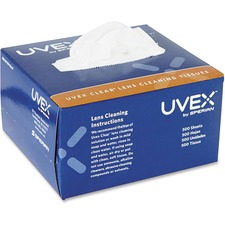 UVX S462 Uvex Safety Lens Cleaning Tissues UVXS462