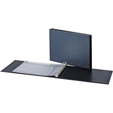 CRD 35000 Cardinal 7 Ring Standard Business Check Binder CRD35000
