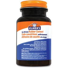 Elmer's Rubber Cement - 118 mL - 1 Each