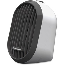 Honeywell HeatBud Personal Heater - Ceramic - Electric - 170 W to 250 W - 2 x Heat Settings - Portable - White