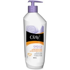 Olay Quench Ultra Moisture Lotion - Lotion - 350 mL - For Dry Skin - Moisturising, Non-greasy - 1 Each