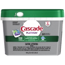 Cascade 89329 Dishwashing Detergent