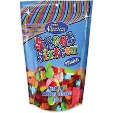 Mondoux SWEET SIXTEEN Candy Mix - 1 / Pack Per Pouch