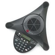 Polycom SoundStation2 (Non expandable) Conference Phone - 1 x Phone Line(s) - 1 x RJ-11