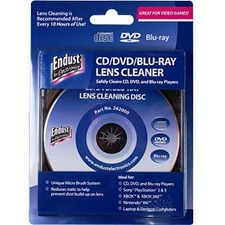 6pk Cd/DVD Lens Cleaner For Cd/DVD/Blu-Ray/Game Console / Mfr. No.: 262000p6