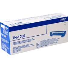 Brother TN-1030 Original Toner Cartridge - Black - Laser - Standard Yield - 1000 Pages - 1 Each