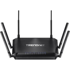 TRENDnet TEW-828DRU IEEE 802.11ac Ethernet Wireless Router
