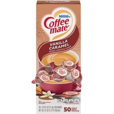 NES 79129 Nestle Coffee-mate Vanilla Caramel Liquid Creamer NES79129