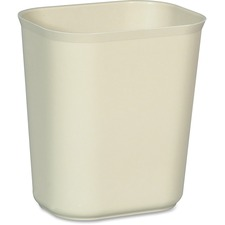Rubbermaid Commercial 14qt. Fire Resistant Wastebaskets