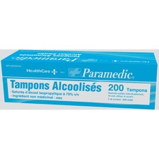 Paramedic Wound Care - For Disinfecting - 200 / Pack