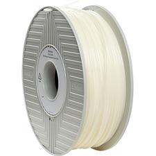 Verbatim PLA 3D Filament 3mm 1kg Reel - Natural Transparent