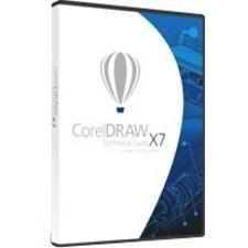 Corel CorelDRAW Technical SuiteX7 - 1 User - Academic