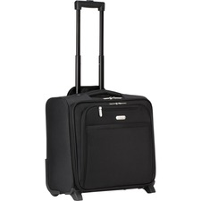 "Targus Overnighter Carrying Case (Roller) for 15.6"" Notebook, Clothing - Black"