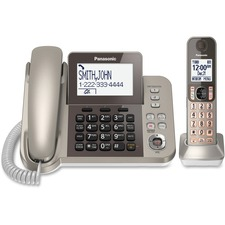 PAN KXTGF350N Panasonic Corded/cordless Phone/Answering Machine PANKXTGF350N