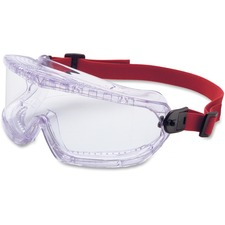 NSP 11250800 North Safety Uvexx V-Maxx Antifog Clear Goggle NSP11250800