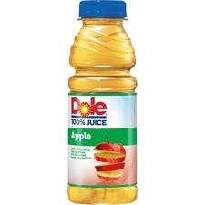 PEP 123365 Pepsico Dole Bottled Apple Juice PEP123365
