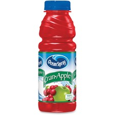 PEP 141704 Pepsico Ocean Spray Bottled Cran-Apple Juice Drink PEP141704
