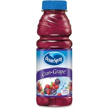 PEP 70193 Pepsico Ocean Spray Cran-Grape Juice Drink PEP70193