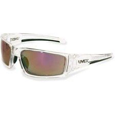UVX S2974 Uvex Safety Inc. Uvex Hypershock Ice Frame Eyewear UVXS2974