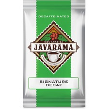 DSW 21968019 DS Services Javarama Decaf Signature Blend Coffee DSW21968019