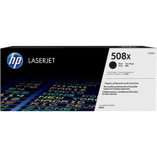 HP 508X (CF360X) Original Toner Cartridge - Single Pack - Laser - High Yield - 12500 Pages - Black - 1 Each