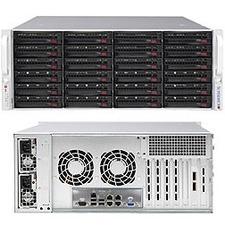 Supermicro SSG-6048R-E1CR24H 4U Rackmount Intel Xeon E5-2600V3 LGA2011 2XSOCKET R3 24X3.5IN