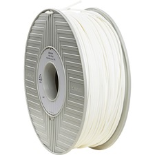 Verbatim PLA 3D Filament 3mm 1kg Reel - White