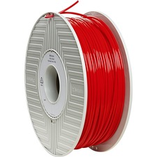 Verbatim PLA 3D Filament 3mm 1kg Reel - Red