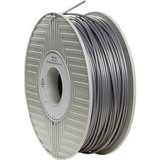 Verbatim PLA 3D Filament 3mm 1kg Reel - Silver