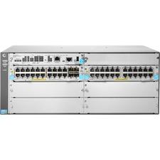 HP 5406R 44GT PoE+/4SFP+ (No PSU) v3 zl2 Switch
