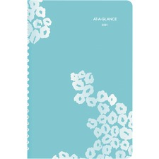 AAG523200 - At-A-Glance Wild Washes Weekly/Monthly Planner