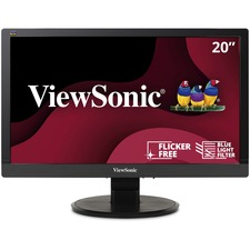 "VEW VA2055SA ViewSonic 20"" SuperClear MVA Widescreen Monitor  VEWVA2055SA"