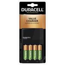 DUR CEF14 Duracell Ion Speed 1000 Battery Charger DURCEF14
