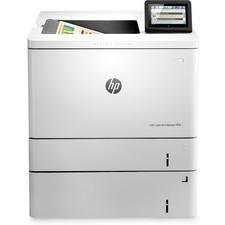 HEWB5L26A - HP LaserJet M553 M553x Desktop Laser Printer - Color