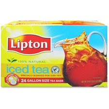 LIP00283 - Lipton /Unilever Unsweetened Smooth Blend Tea