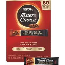 NES 15782 Nestle Taster's Choice Original Coffee Packets NES15782