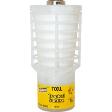 RCP 402472 Rubbermaid Comm. TCell Refill Scent Air Freshener RCP402472