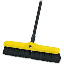 RCP 9B0700BK Rubbermaid Comm. Med. Sweep Plastic Foam Block RCP9B0700BK