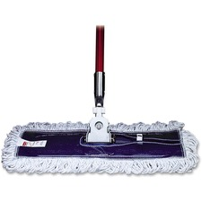 RCP E05200WH Rubbermaid Comm. Looped Fringe Finish Mop RCPE05200WH