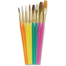CKC 5133 Chenille Kraft Assorted Paint Brush Set CKC5133