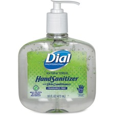 DIA 00213 Dial Corp. Antibacterial Hand Sanitizer DIA00213