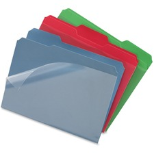 IDE FT07187 Ideastream Find It Clear View Interior Folders IDEFT07187